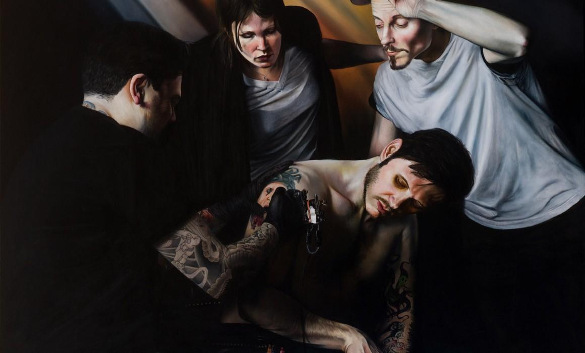Gorgon-Russ-Ritell-Oil-Painter